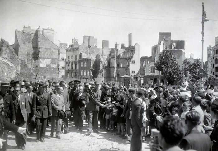 После Второй Мировой Войны (45 фото)