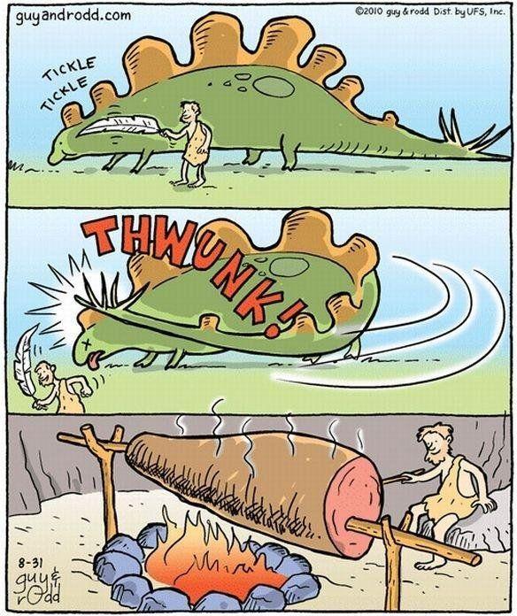 Смешные комиксы (35 фото)