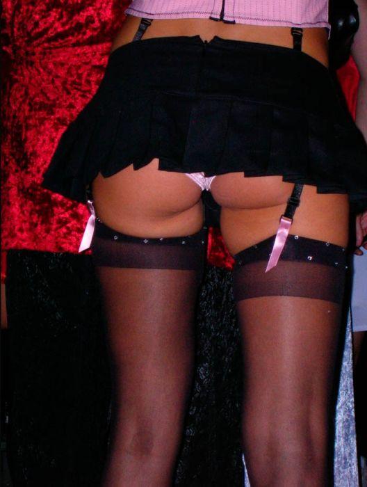 Сексуальные девушки отмечают Хэллоуин (51 фото)