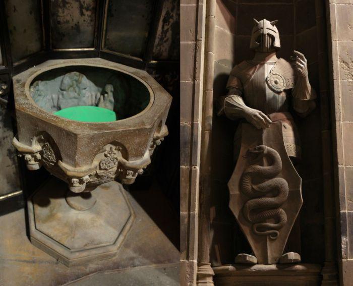 Студия где делали фильм о Гарри Поттере (12 фото)
