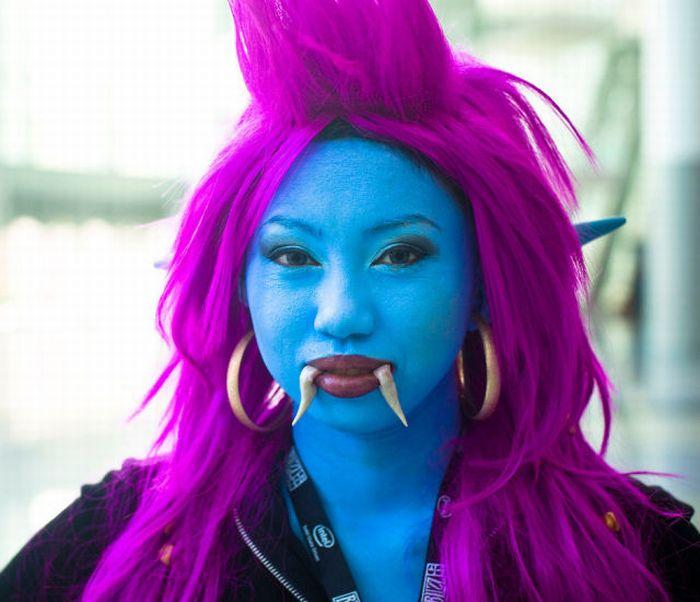 Конкурс костюмов BlizzCon 2011 (38 фото)