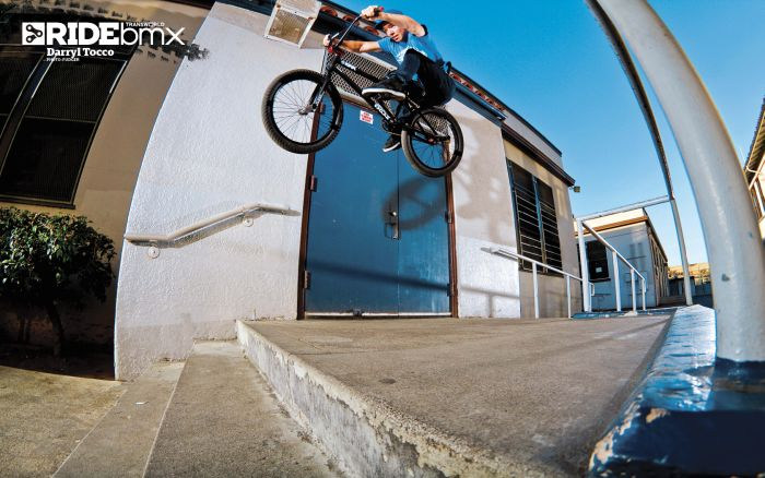 Крутые трюки на BMX (55 фото)