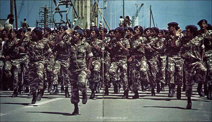 Ретро-фотографии Ливии (76 фото)