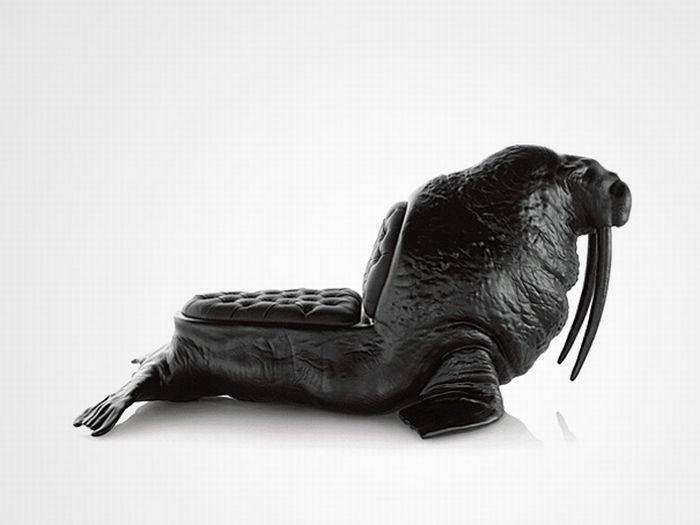 Необычные кресла (14 фото)