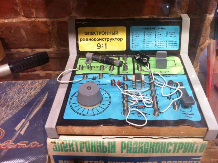 Музей знакомых вещей из детства (88 фото)