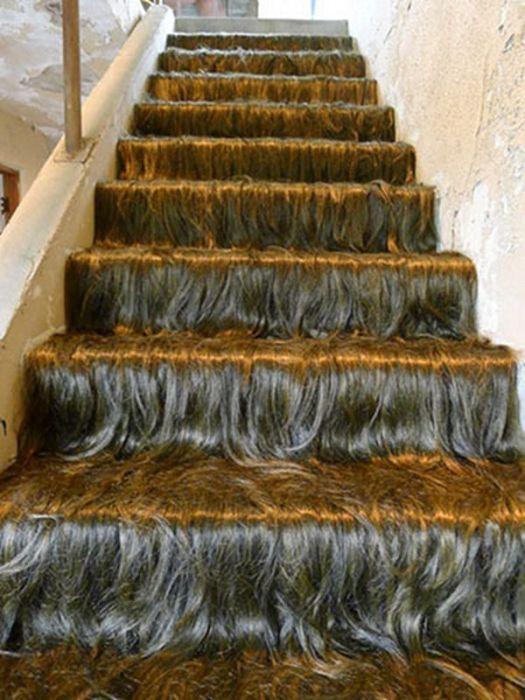 Длинные волосы (6 фото)
