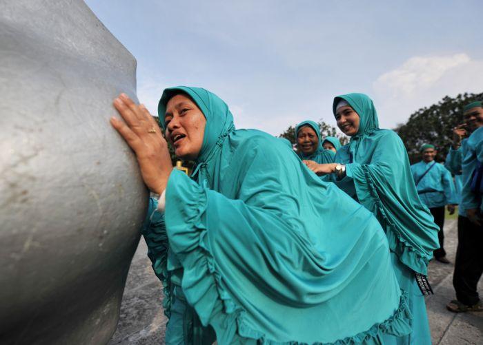 Ид аль-Адха - главный день в исламском мире (41 фото)