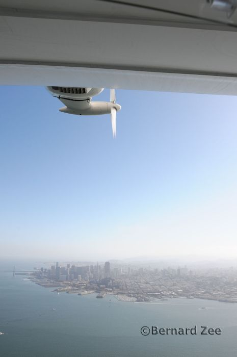 Полет на дирижабле (70 фото)