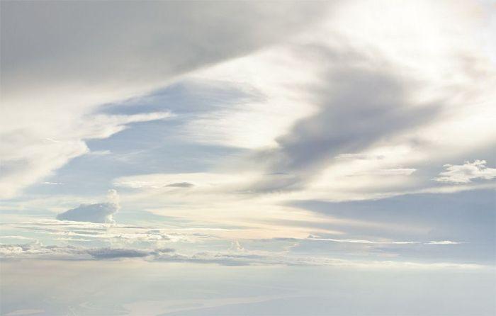 Фотографии облаков (15 фото)