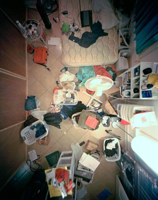Взгляд с потолка (20 фото)