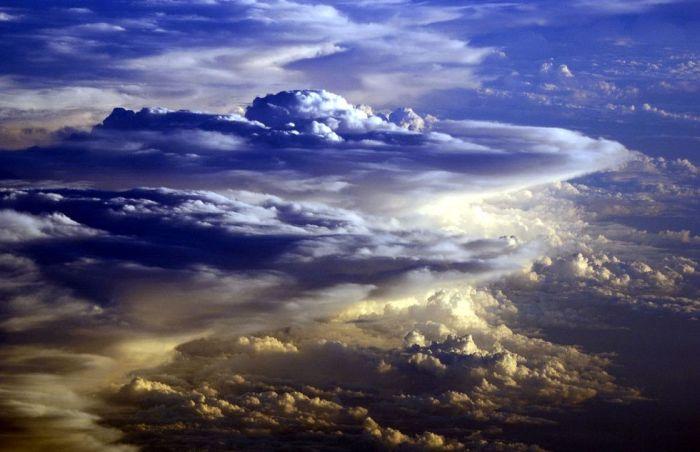 Наша планета из космоса (48 фото)