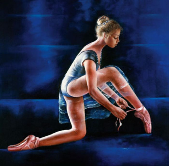 Талантливый художник (48 фото)