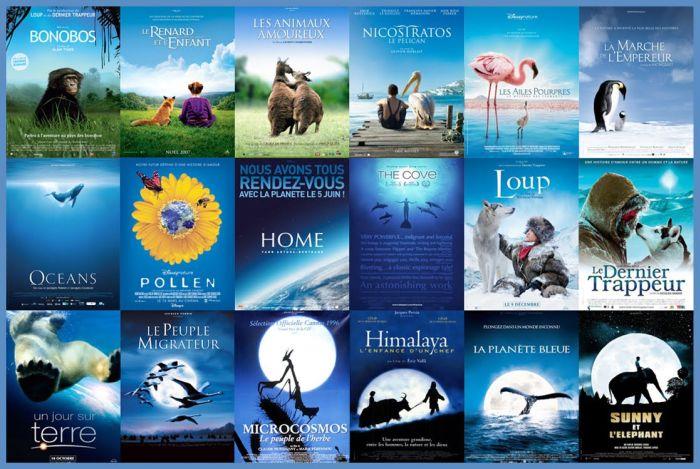 Одинаковые киноплакаты (14 картинок)