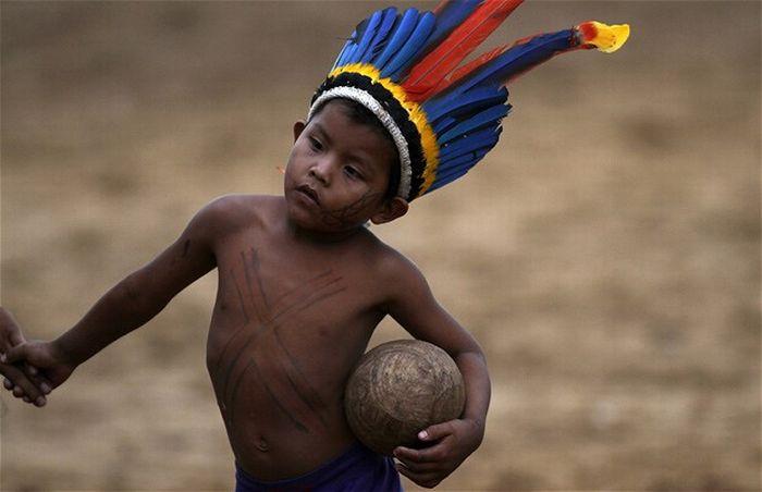 Национальные игры Бразилии (22 фото)