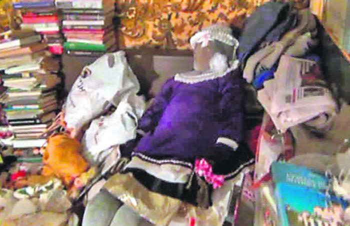 Коллекционер женских тел (10 фото)