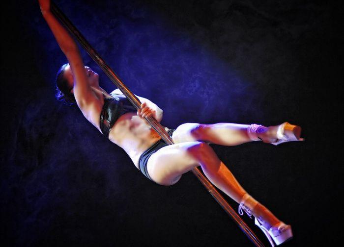 Чемпионат Владивостока по Pole Dance (40 фото)