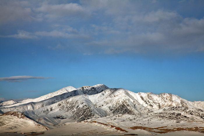 Пустынные пейзажи Афганистана (45 фото)