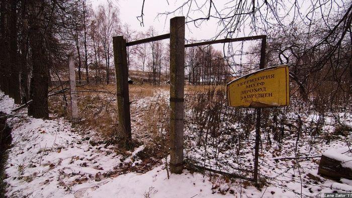 Забытый военный бункер (85 фото)