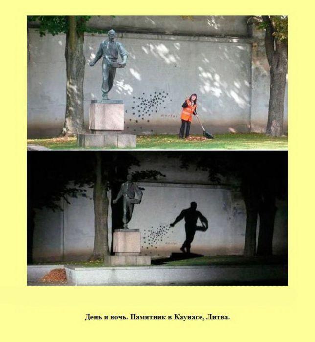 Познавательные факты в картинках (40 фото)