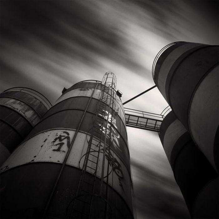 Индустриальные фотографии (40 фото)