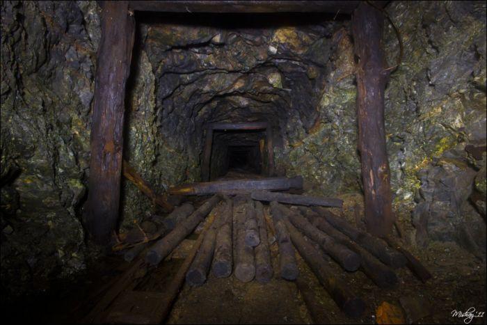 шахта картинки