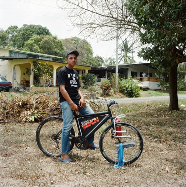 Панамские велосипедисты (11 фото)