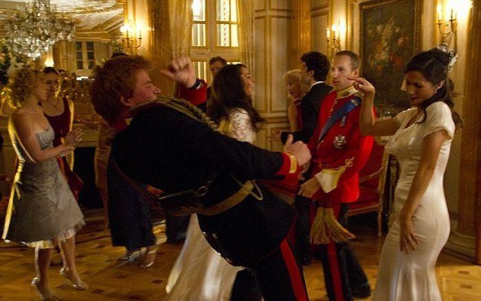 Королевская свадьба: за кадром. Часть 2 (7 Фото)