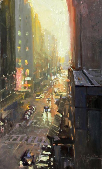 Двенадцатилетний художник (24 фото)