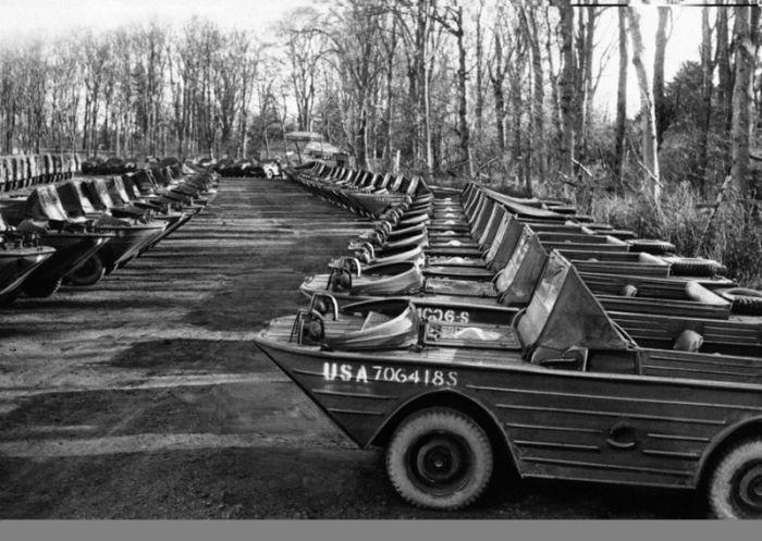 Jeep на войне (58 фото)