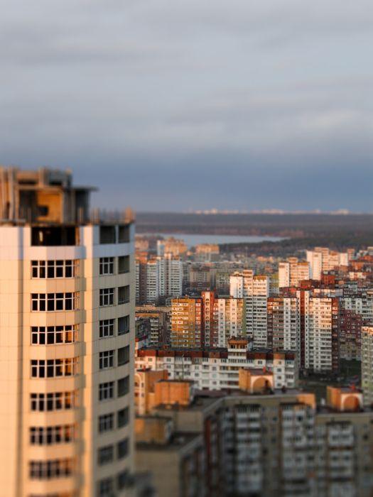 Миниатюрный Киев (23 фото)