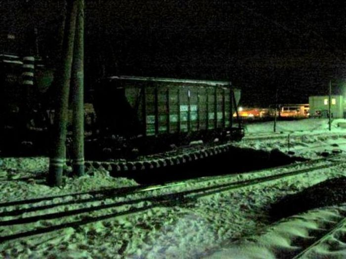 Провалы в Пермском крае (6 фото + видео)