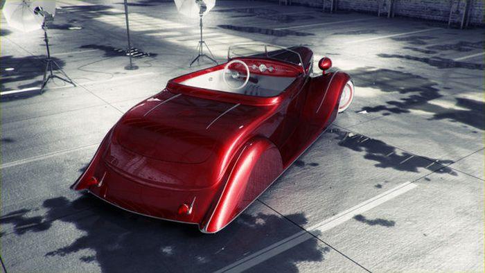 Крутой тюниг ГАЗ М1 (11 фото)