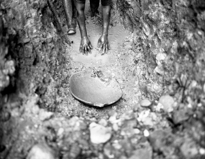 Золотые прииски Чоко (15 фото)