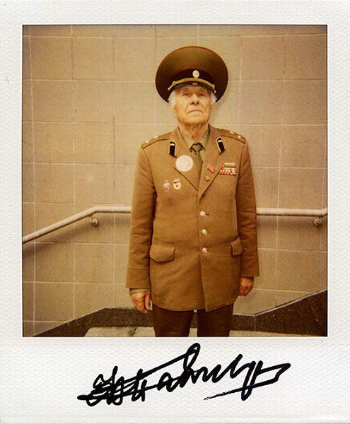 Снимки Ветеранов Великой Отечественной Войны (26 фото)
