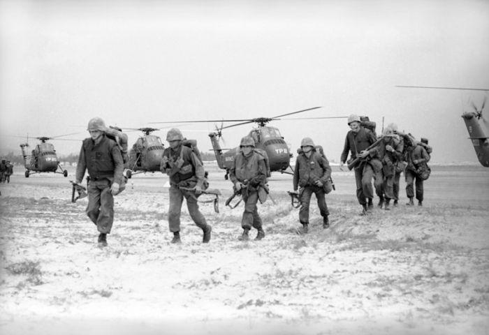 Война во Вьетнаме (39 фото)