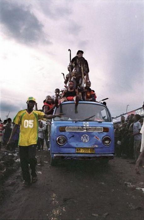 Кэтч в Конго (22 фото)