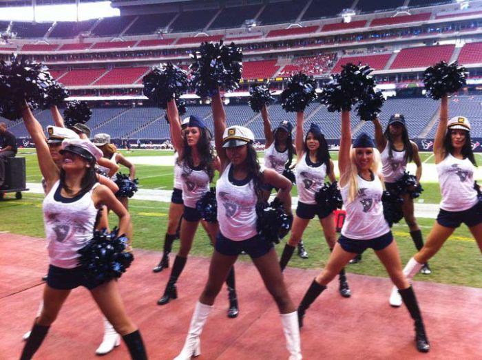 Девушки из техасской группы поддержки (82 фото)