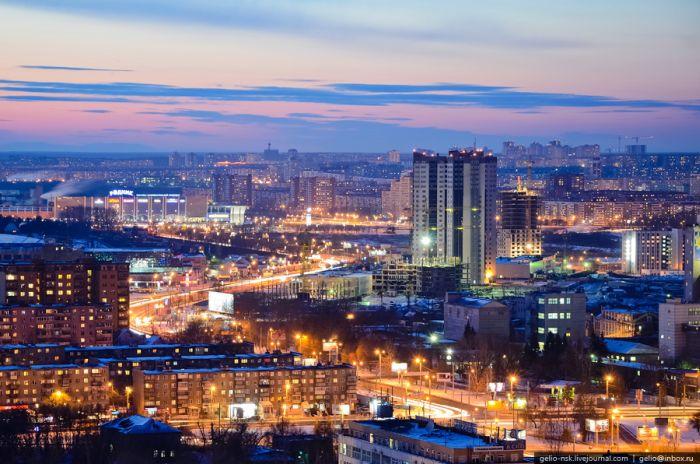 Челябинск с высоты птичьего полета (21 фото)
