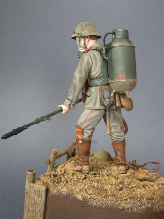 Военная миниатюра (46 фото)