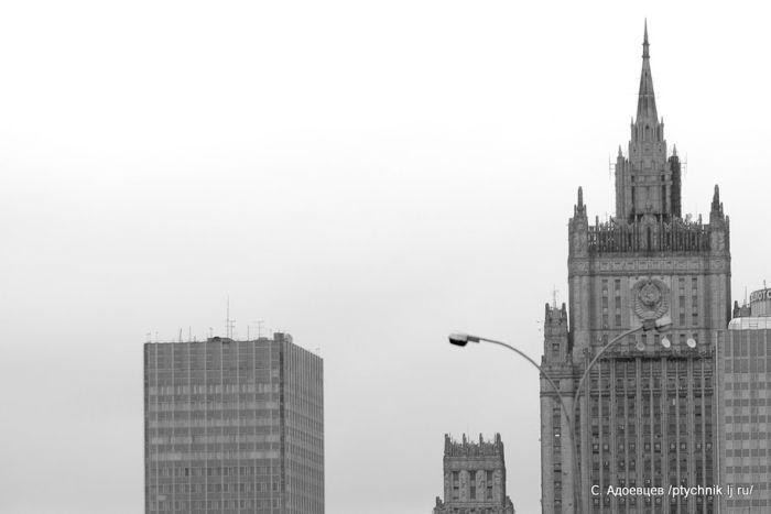 Прогулка по Москве (100 фото)