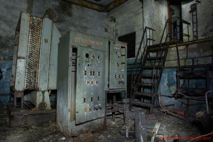Старая шахта (49 фото)