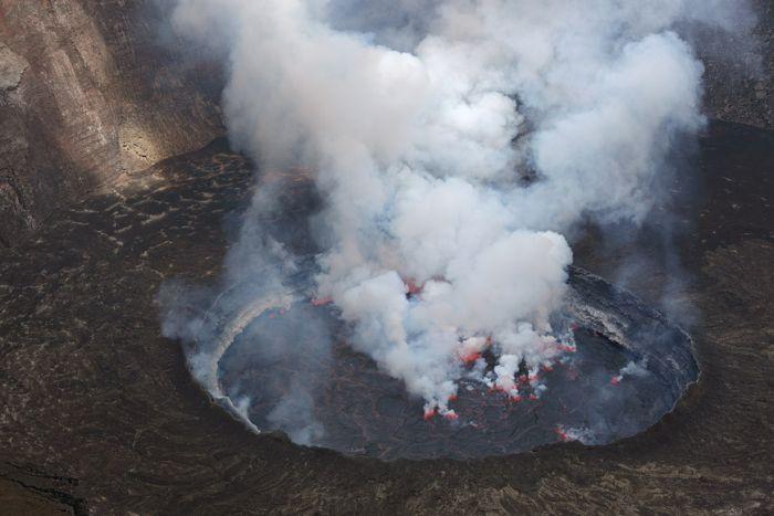 Потрясающие фотографии вулканов (80 фото)