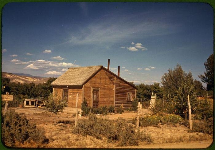 Великая депрессия в США (35 фото)