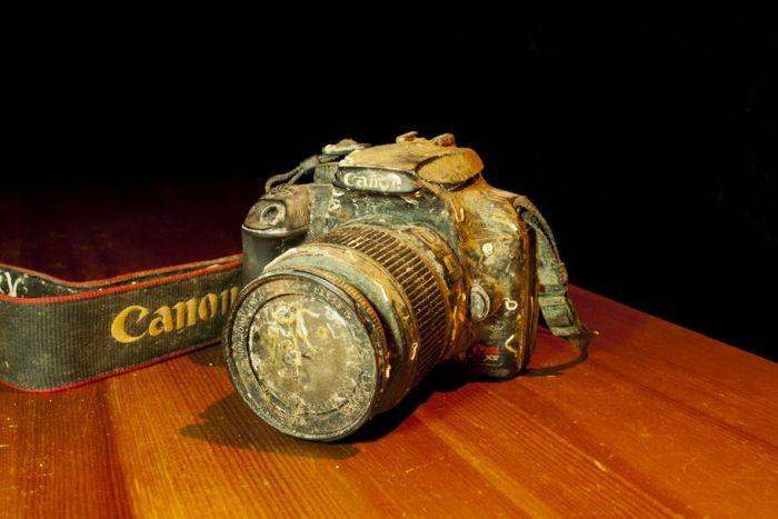 Потерянная фотокамера (8 фото)