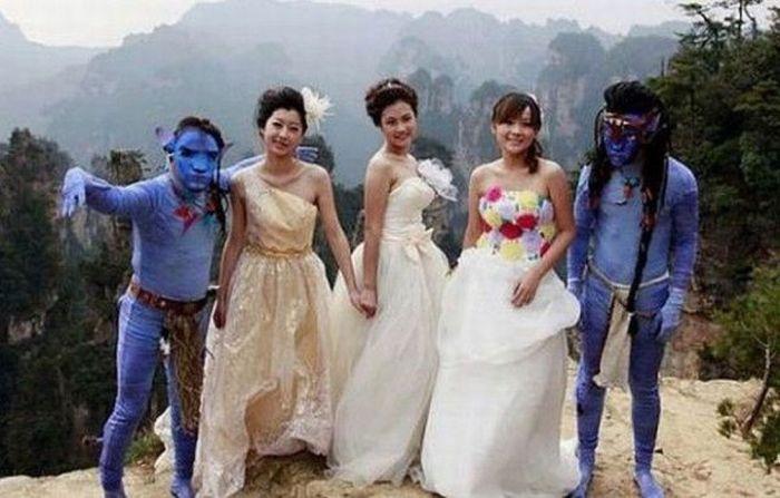 Фотографии из Китая (56 фото)
