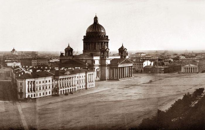 Один изсамых старых снимков Санкт-Петербурга (10 фото)