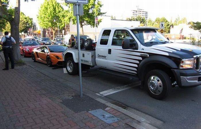 Гонки на улицах Ванкувера (28 фото)