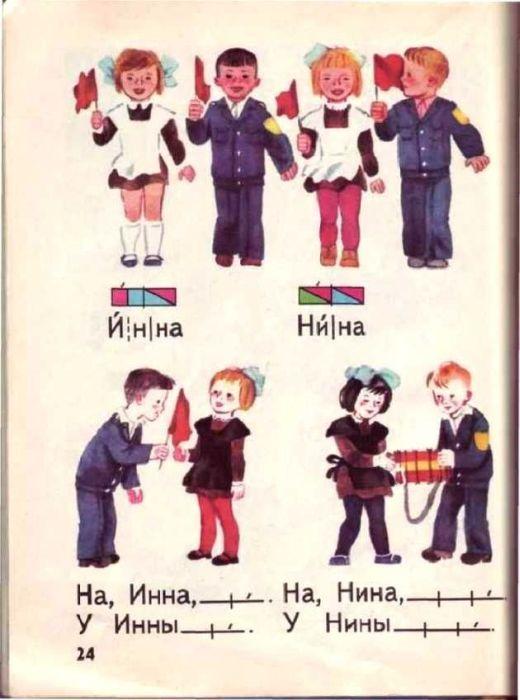Первая книга советского школьника (136 фото)