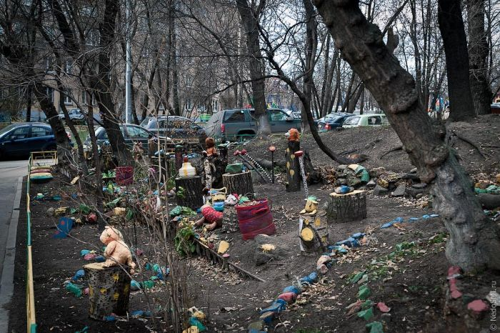 Кладбище игрушек (28 фото)