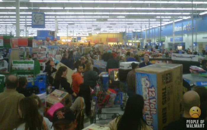 Смешные люди из супермаркетов. Часть 13 (58 фото)